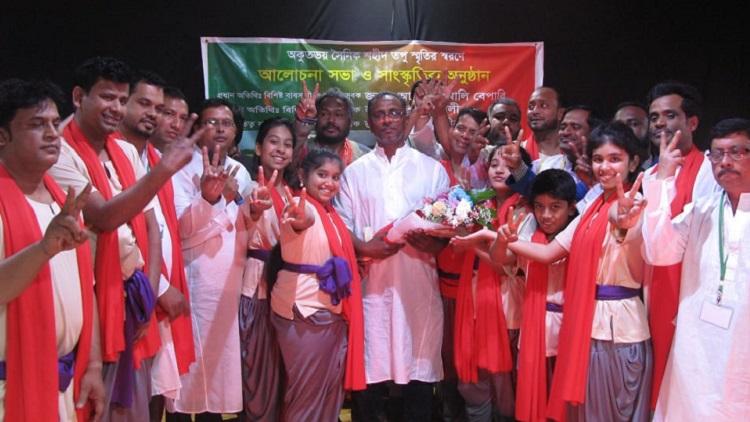 রিয়াদ বাংলাদেশ থিয়েটারের আত্মপ্রকাশ