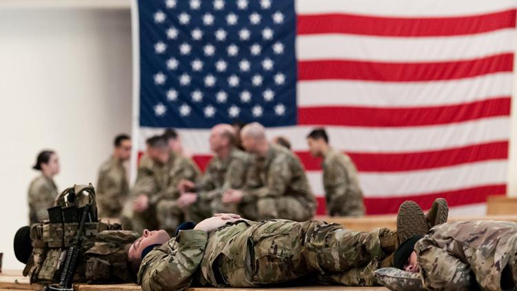 মার্কিন সামরিক বাহিনীকে 'সন্ত্রাসী' উল্লেখ করে ইরানি পার্লামেন্টের বিল